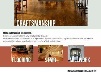 Morse Lumber Web Design