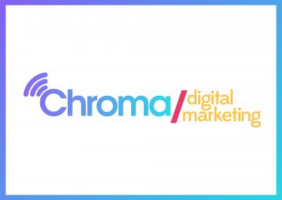 Chroma Digital Marketing Logo