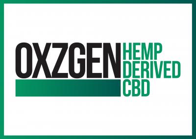 OXZGEN Hemp Derived CBD Logo