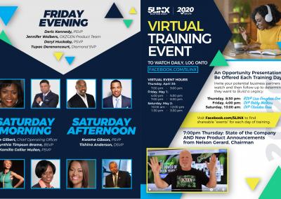 5LINX 2020 Virtual Training Event Program Guide