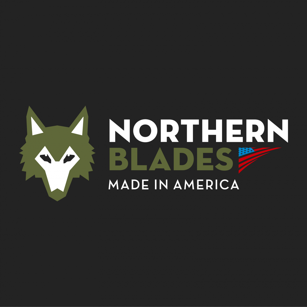 Northern Blades by Northern Supply, Inc. Logo