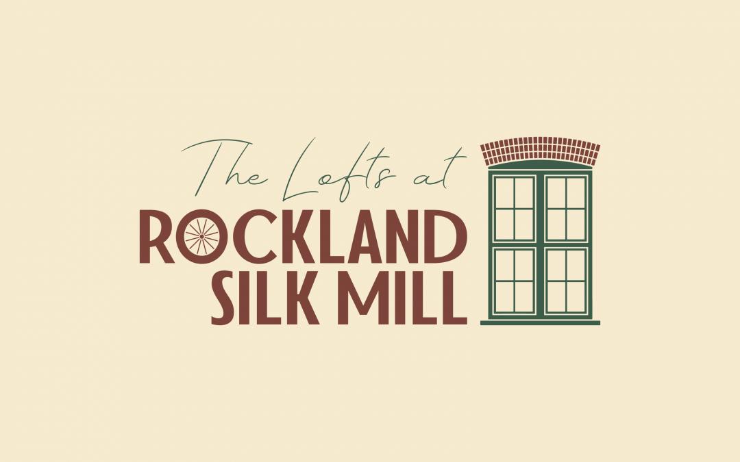 The Lofts at Rockland Silk Mill Logo