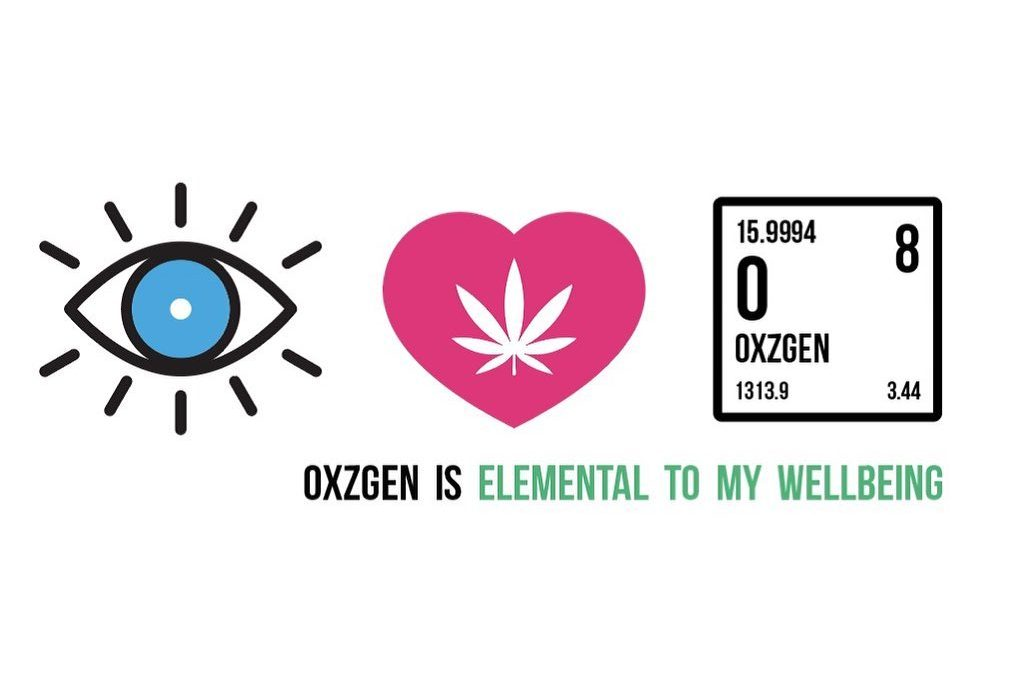 OXZGEN is Elemental Bumper Sticker Concept